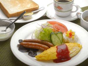 ≪朝食(洋定食)※イメージ≫