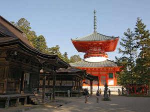 ◆高野山観光にはぜひホステルイン橋本へ!