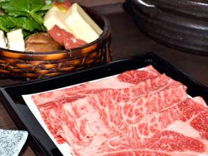 鍋プラン:おふたりで味わう温かい贅沢お鍋