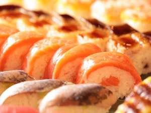 万惣自慢の飾り寿司♪目と舌で楽しむ贅沢な時間を皆様に