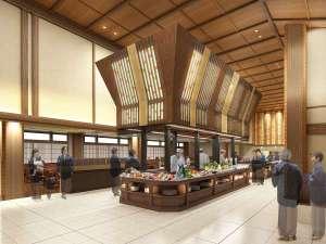 新たなビュッフェレストラン 函館ダイニング「蔵祭(くらまつり)」