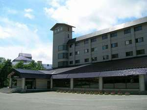プラザホテル山麓荘の画像