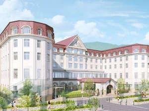 宝塚ホテル(2020年5月14日移転開業)