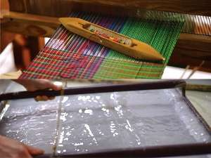 【モノづくり体験】土佐和紙や機織りは、一年を通じて体験できちゃう♪作ろう!世界に一つだけの作品♪