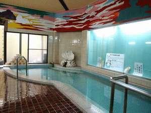 松島温泉男性大浴場