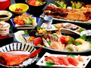 *金目鯛に桜えび、鮪やトロの握り!静岡の味覚が盛りだくさん♪♪