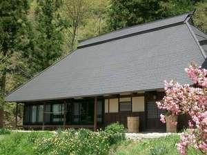 里山の一軒家 貸切の宿 花紅葉