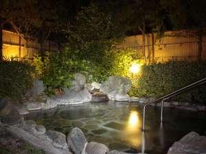 美肌の湯につかり満天の星空をお楽しみください