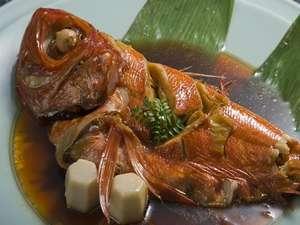 金目鯛の姿煮(一例)