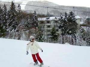 蔵王温泉スキー場はスキー・スノーボード両方楽しめる東北一大リゾート!