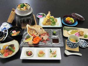 夕食の和食セットメニュー(イメージ)