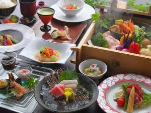 夏料理:涼風の宴