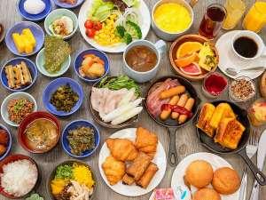 【朝食ビュッフェ】和洋ブッフェイメージ
