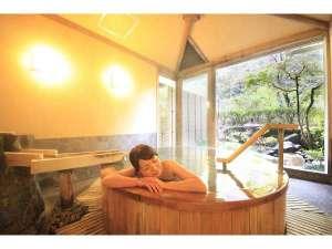 貸切風呂「水光の湯」