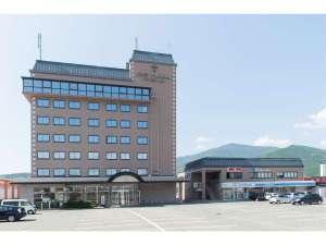 オオズプラザホテル [ 愛媛県 大洲市 ]
