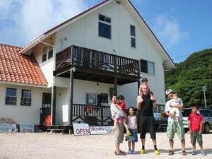 海辺のカフェ&ペンション デルマー