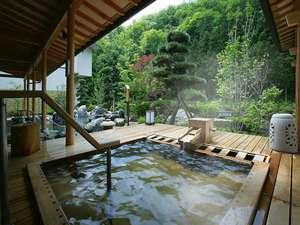 大浴場 喜久の湯 青森ひばの露天風呂