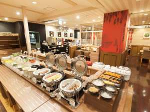 【朝食】朝食はホテル1階の「ガスト」にて、6:00~10:00まででございます。