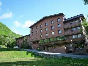 志賀高原 幕岩温泉 ホテル志賀サンバレーの画像