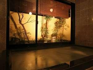 お風呂は佐津温泉の源泉を使用しています