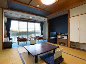 【本館和室(8~10畳)】趣のある本館のお部屋は、畳に障子の純和風のお部屋です※イメージ