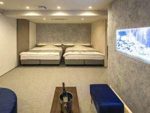 ≪スイートルーム一例≫客室デザイン詳細はフォトギャラリ―をご覧下さい。