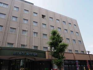 ホテルサンルート福島外観