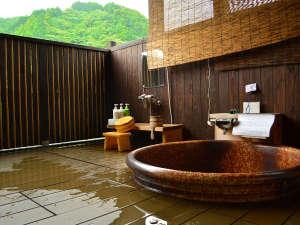 離れ客室【風のささやき|陶器風呂】