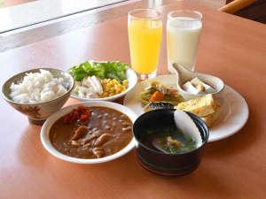 *朝食一例/和洋バイキング
