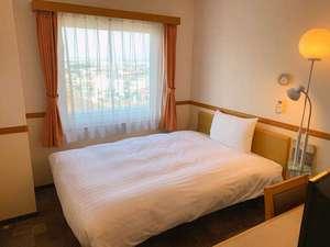 ゆったりベッド&快適設備のデュベスタイルのシングルルーム
