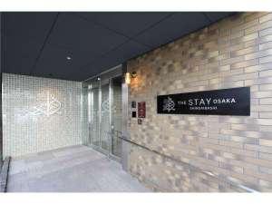 【ホテル&ドミトリー】THE STAY OSAKA 心斎橋