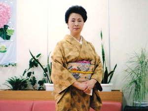 【女将 山口節子】館内のお風呂は貸切風呂として24時間いつでもご利用いただけます。