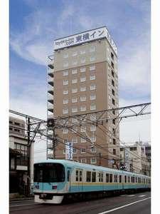 東横イン京都琵琶湖大津:写真