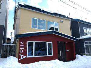 THE GREEN OTARU Villa A [ 北海道 小樽市 ]