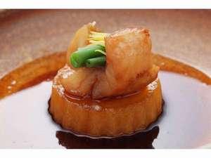 季節の会席【秋】料理の一例