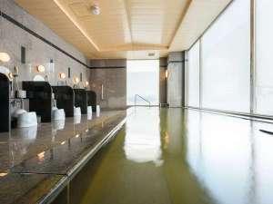 ★最上階のホテル自慢の天然温泉大浴場*15:00~2:00/5:00~10:00