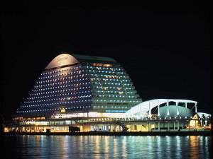 神戸メリケンパークオリエンタルホテル:写真