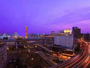 神戸ポートタワーホテル:写真
