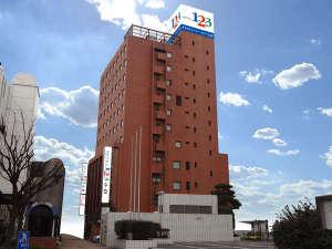 ホテル1−2−3小倉 (旧コクラセントラルイン) [ 北九州市 小倉北区 ]