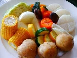 美瑛産野菜