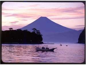 富士見海岸通りより