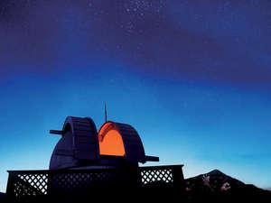 星空観察ツアー★毎晩20:00~(無料)※年齢制限なし※観察不可日は館内でスライド&星のお話しを開催。