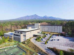 日本有数の山岳景観を誇るロイヤルホテル八ヶ岳