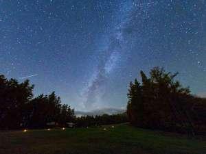 【星空】雫石星空ロープウェーに乗って♪満天の星空を見に行こう!