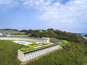 !高台に佇む相模湾一望の鎌倉プリンスホテルは心地よい潮風を感じられます♪