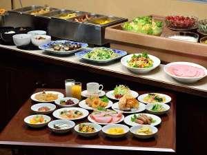 ☆朝食バイキング和洋30品目以上のメニューからお楽しみ頂けます。