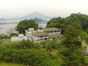 海幸と絶景風呂 城山荘の画像