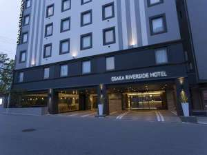 大阪リバーサイドホテル(3月23日より全面リニューアルオープン)