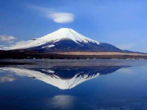 【周辺観光】富士山 イメージ逆さ富士