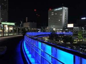 コンフォートホテル岐阜はJR岐阜駅から近く♪